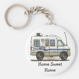 Rialta Winnebago Camper RV HSH Key Ring