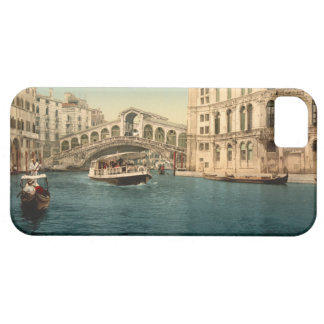 Rialto Bridge and Grand Canal, Venice iPhone 5 Cases