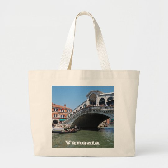 Rialto Bridge Bag