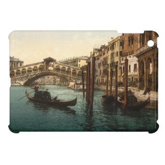 Rialto Bridge I, Venice, Italy iPad Mini Cover