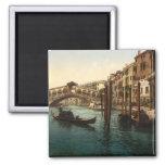 Rialto Bridge I, Venice, Italy Magnets