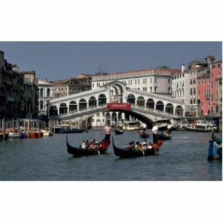 Rialto Bridge, Venice Acrylic Cut Out