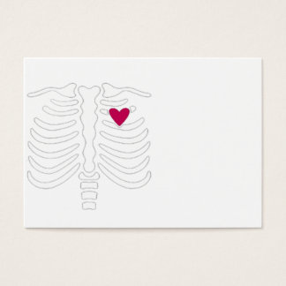 Rib Cage and Heart