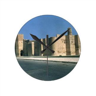 Ribat of Monastir built during the reign of Harun Wall Clock