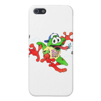 RIBBIT iPhone 5 COVERS