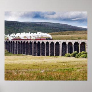 Ribblehead Viaduct Poster/Print Poster