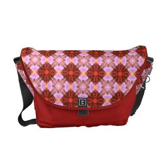 Ribbon bows pattern commuter bag