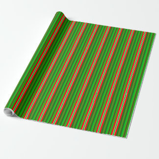 Ribbon Candy Wrapping Paper