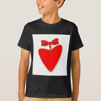 Ribbon Heart T-Shirt
