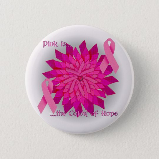 Ribbon Rose Button