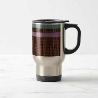 Ribbon Stripes Coffee Mugs