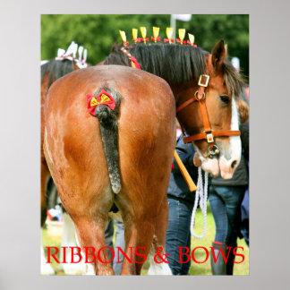 Ribbons and Bows Poster