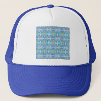 ribbons trucker hat
