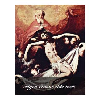 Ribera José De Full Color Flyer
