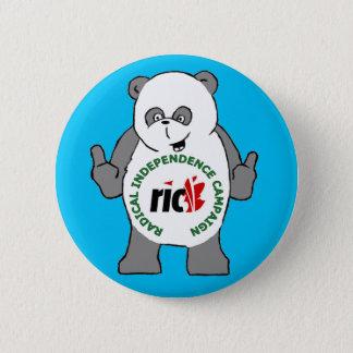 RIC Panda badge