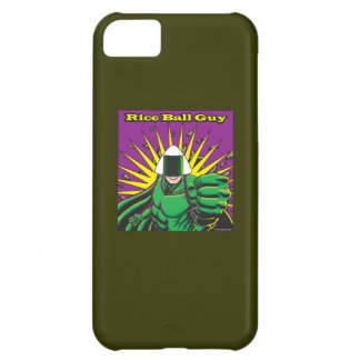 Rice Ball Guy iPhone 5C Cover