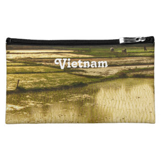 Rice Paddy Cosmetic Bags