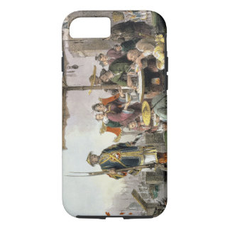Rice Sellers at the Military Station of Tong-Chang iPhone 8/7 Case