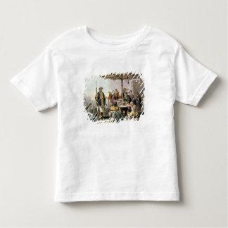 Rice Sellers at the Military Station of Tong-Chang Toddler T-Shirt