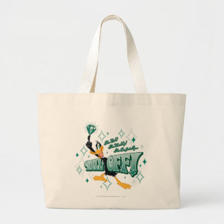 Rich and Wealthy DAFFY DUCK™ Large Tote Bag