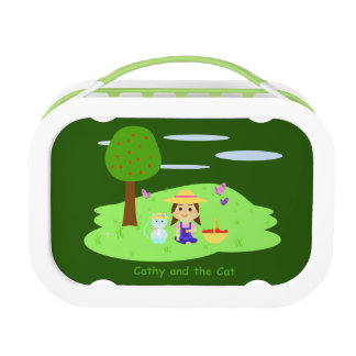 Rich apples lunch box