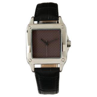 Rich Brown Watch