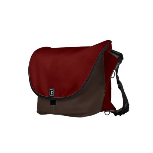 Rich Coffee Nutbrown 660000 Courier Leisure Messenger Bag
