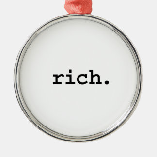 rich. ornament