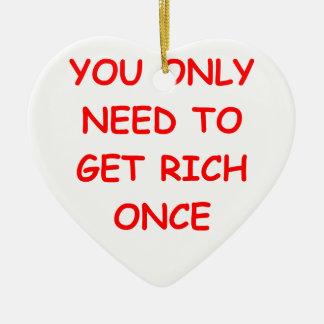 rich christmas ornaments
