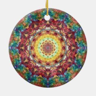 Rich India Mandala Ornament