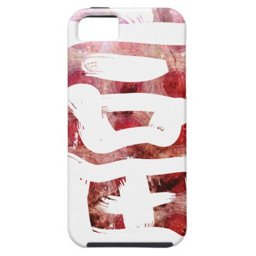 Rich Kanji iPhone 5 Cases