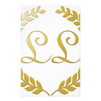 Rich Logo Custom Stationery