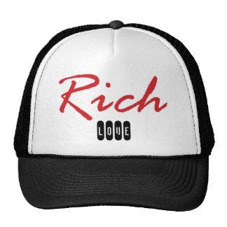 Rich Love Cap