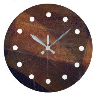 Rich Overlay Digital Art Clock