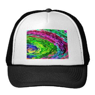 Rich Rainbow Waves  V7 Cap