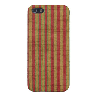 Rich Red Gold Hard Shell Case for iPhone 4
