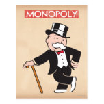 Rich Uncle Pennybags 3 Postcards