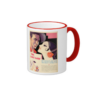 Richard Arlen 1929 silent movie exhibitor ad Ringer Mug