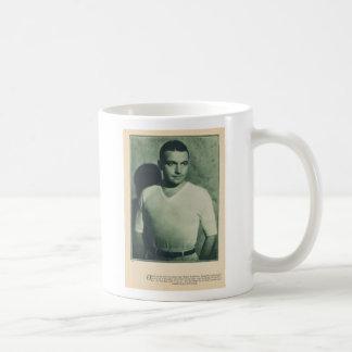 Richard Barthelmess 1929 Coffee Mug