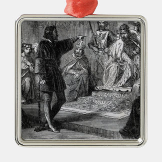 Richard Coeur de Lion Christmas Ornament