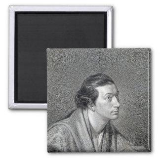 Richard Cumberland, engraved by James Hopwood Magnet