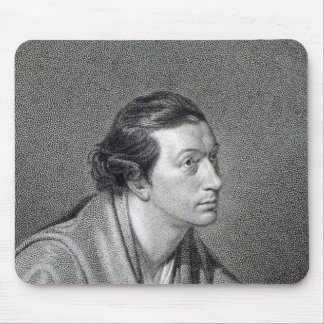 Richard Cumberland, engraved by James Hopwood Mouse Mat