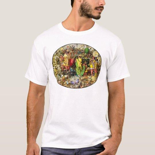 Richard Dadd Faeries: Oberon & Titania T-Shirt