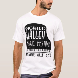 Richard Halley Music Festival T-Shirt