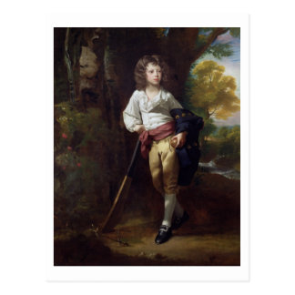 Richard Heber, 1782 (oil on canvas) Postcard