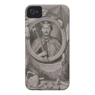 Richard I 'Coeur de Lion' (1157-99) King of Englan Case-Mate iPhone 4 Case