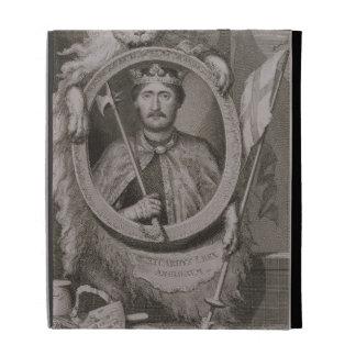 Richard I 'Coeur de Lion' (1157-99) King of Englan iPad Cases