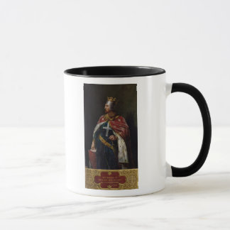 Richard I the Lionheart  King of England, 1841 Mug