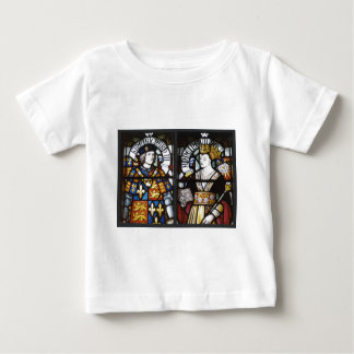 RICHARD III AND QUEEN ANNE OF ENGLAND BABY T-Shirt