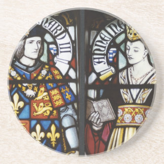 RICHARD III AND QUEEN ANNE OF ENGLAND COASTER